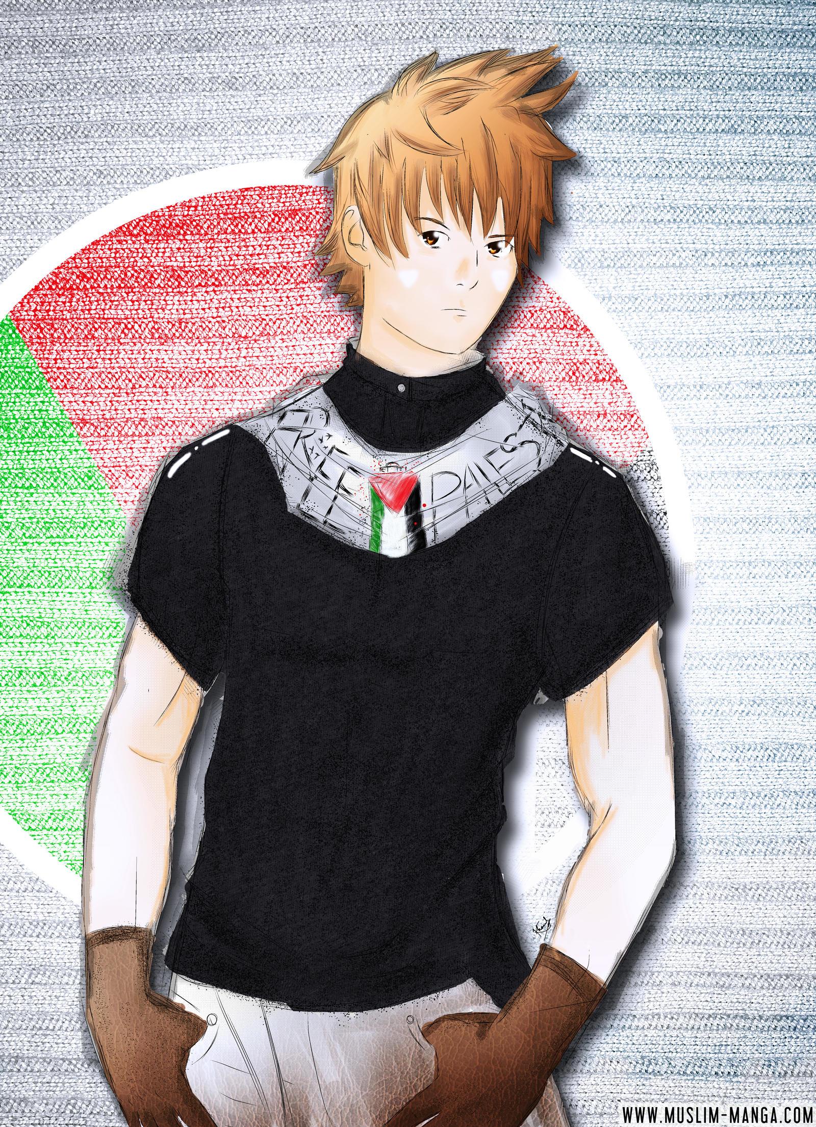 Tsubasa Li - Supporting Freedom