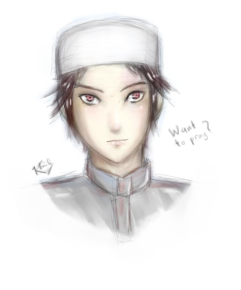 Ustaz Sasuke - Want to Pray? by SirImran