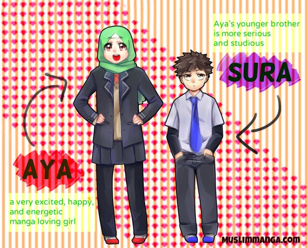 Sura and Aya by SirImran
