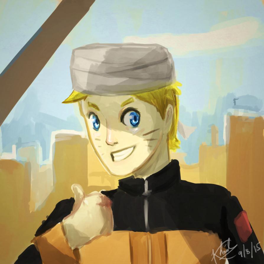 Gambar Anime Naruto Islam