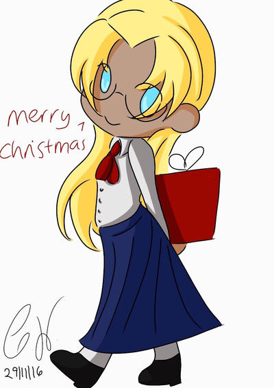 A Merry Hellsing Christmas by KITKATwaugh on DeviantArt