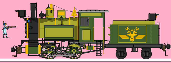 S6 class Imperial shunter