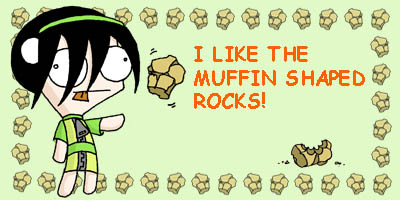 Toph + Gir by A-New-Power