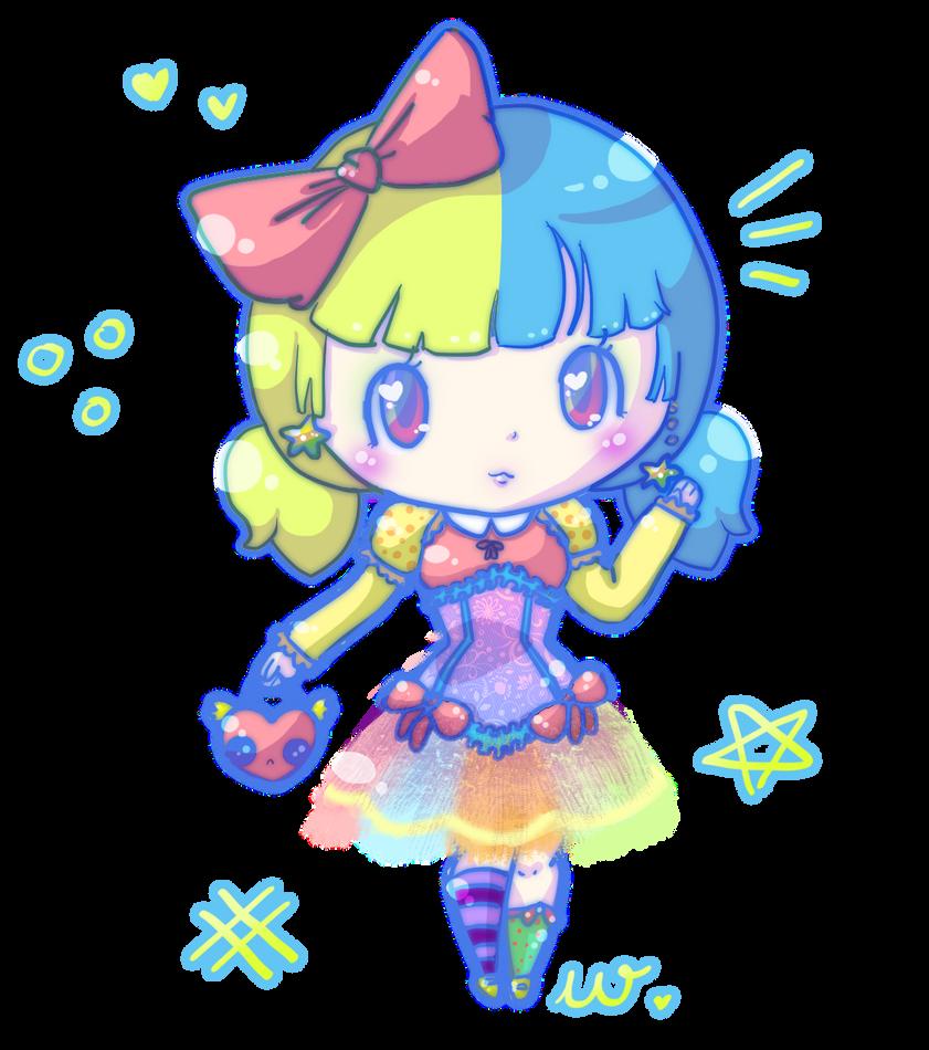 chibi anime girls fairy - photo #13