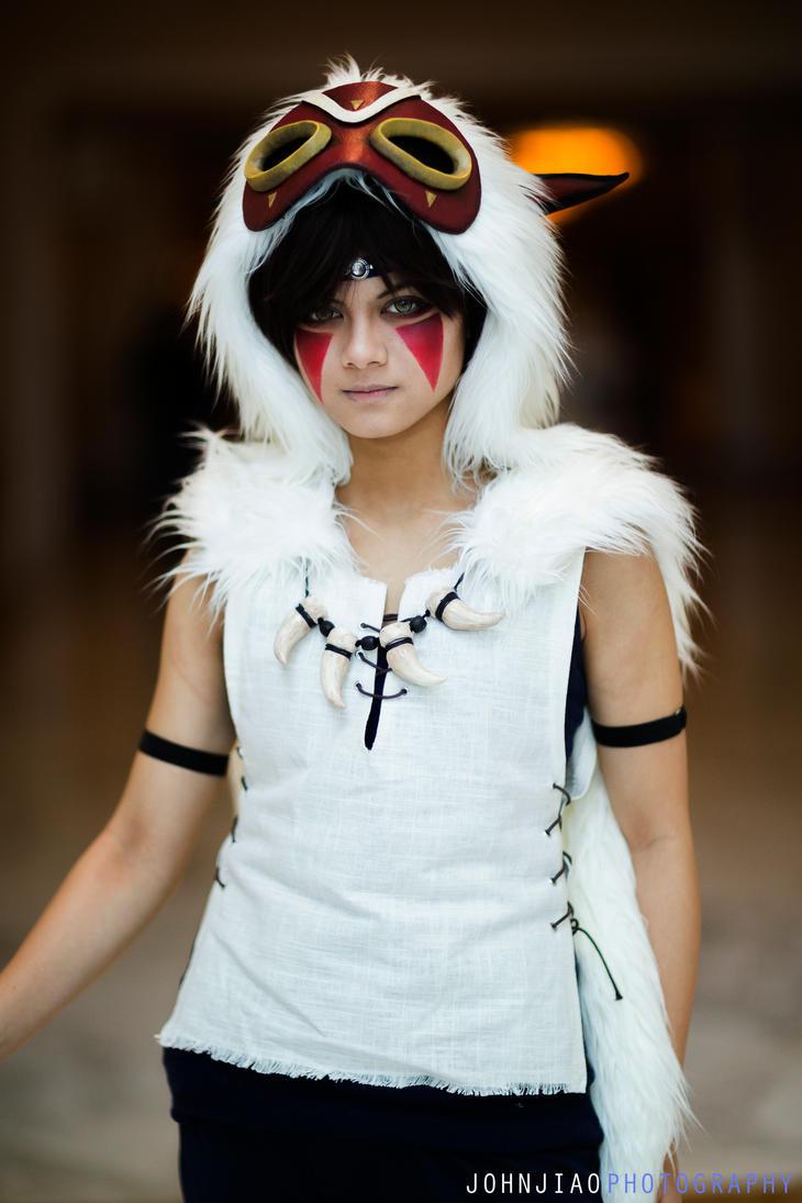 Princess Mononoke San Costume