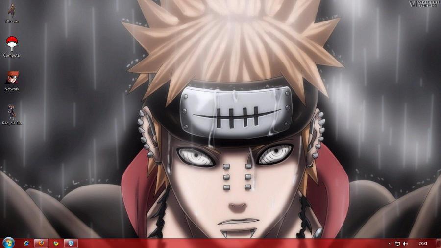 Naruto - Akatsuki Theme by iDR3AM