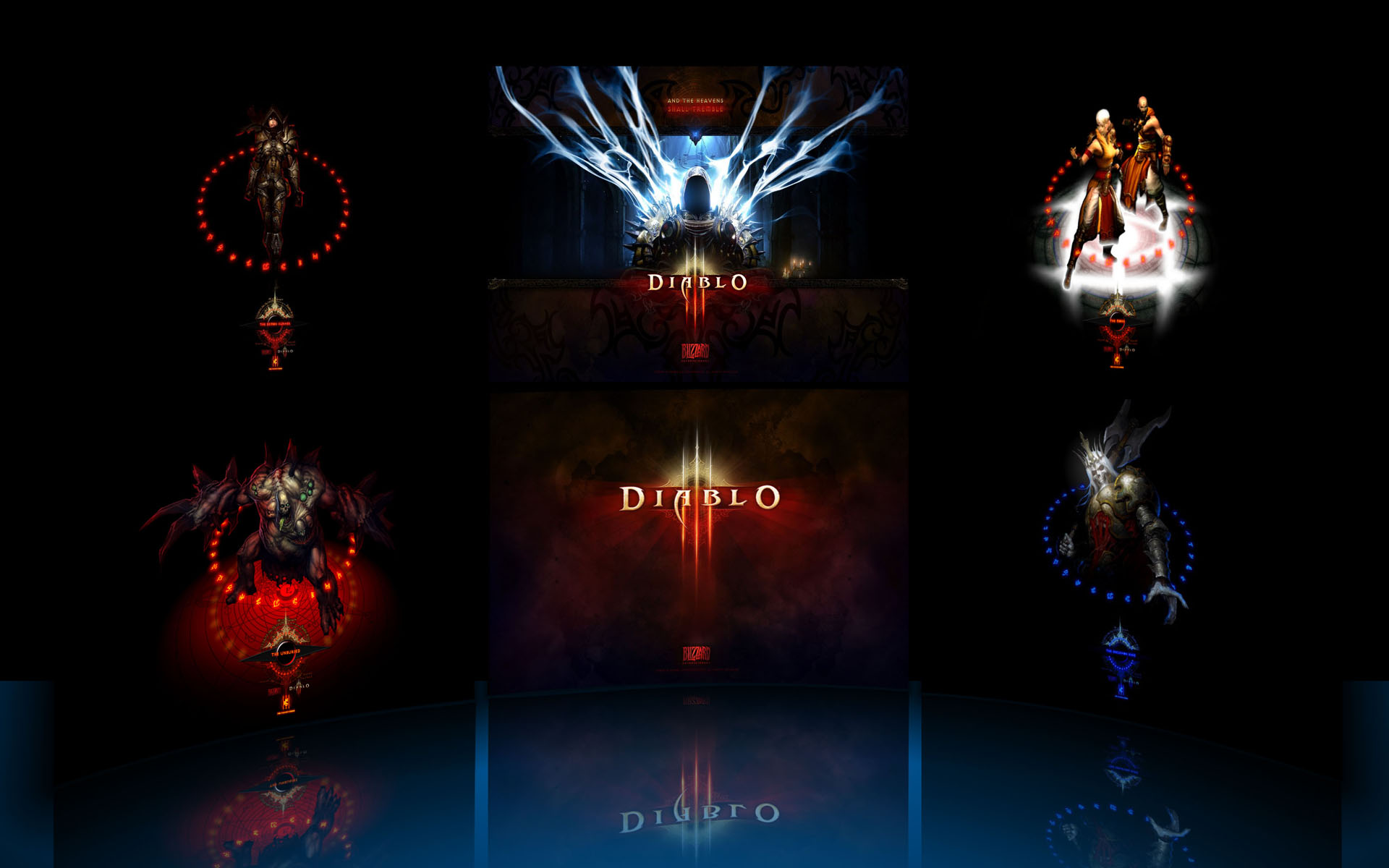 Diablo III Theme by iDR3AM