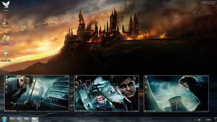 HP- The Deathly Hallows Theme