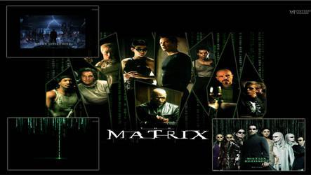 Matrix Win 7 Theme
