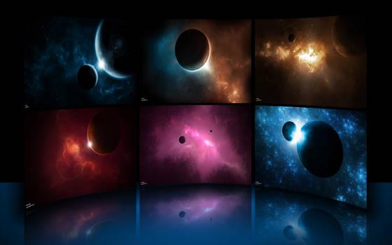 Cosmic Fringe Theme