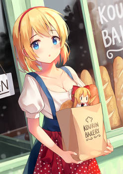 Alice and Bread