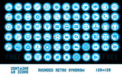 Rounded Retro Syndrom