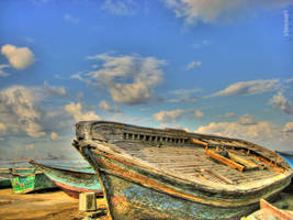 Alexandria Coast HDR