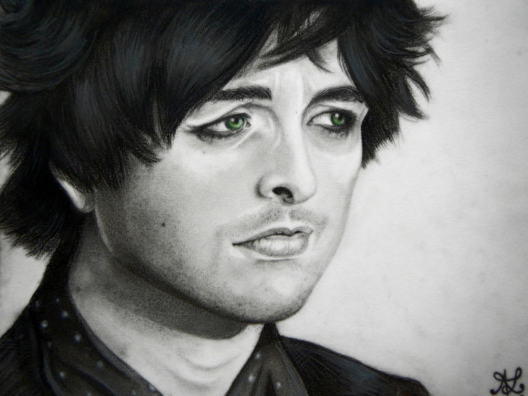 Billie Joe Armstrong by Linnantah