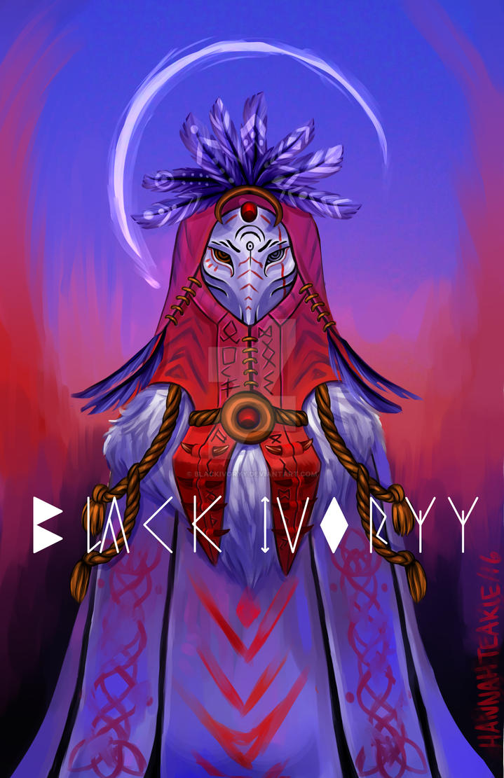Mother Of Beast by BlackIvoryy