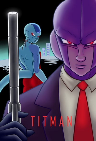 Titman by EyeballsandTeeth