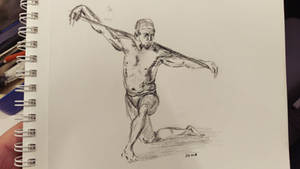 Figure sketch 20 min 12152017 V2 by akarudsan