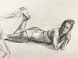 Figure Sketch 04282018 by akarudsan