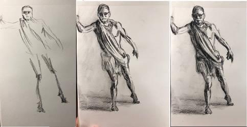 Figure sketch progression 06012018