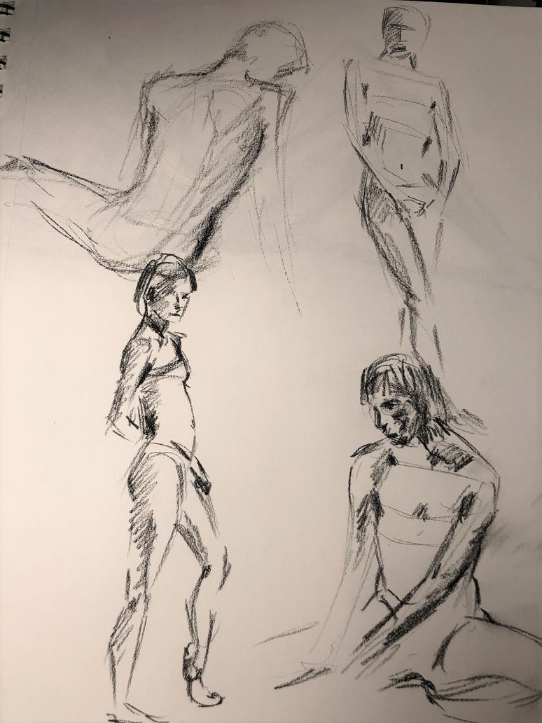 Figure sketch 07112018 by akarudsan