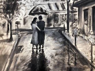 Rainy day... by akarudsan