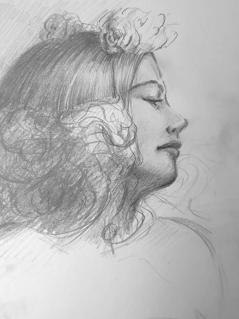 Sketching... by akarudsan