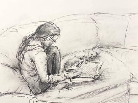 Evening Sketching