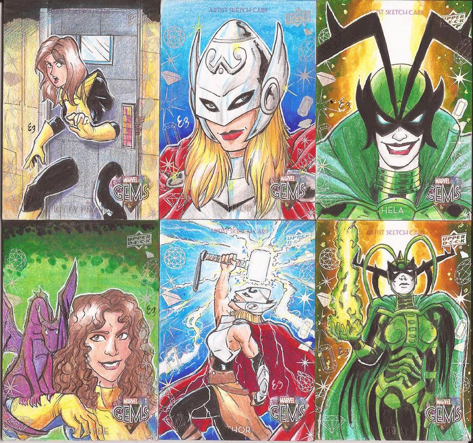 Ebraga Marvel Gems 07 by EmanuelBraga