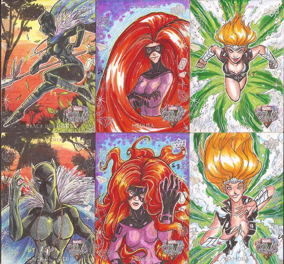 Ebraga Marvel Gems 10 by EmanuelBraga