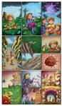 Fantasy comic Page 02 by EmanuelBraga
