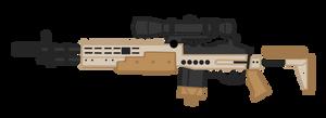 MK.14 Mod 0 Enhanced Battle Rifle resource by shadawg