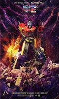 Transformers 2 Concept Poster