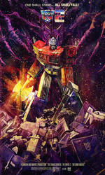 Transformers 2 Concept Poster by DanTheMan2150AD