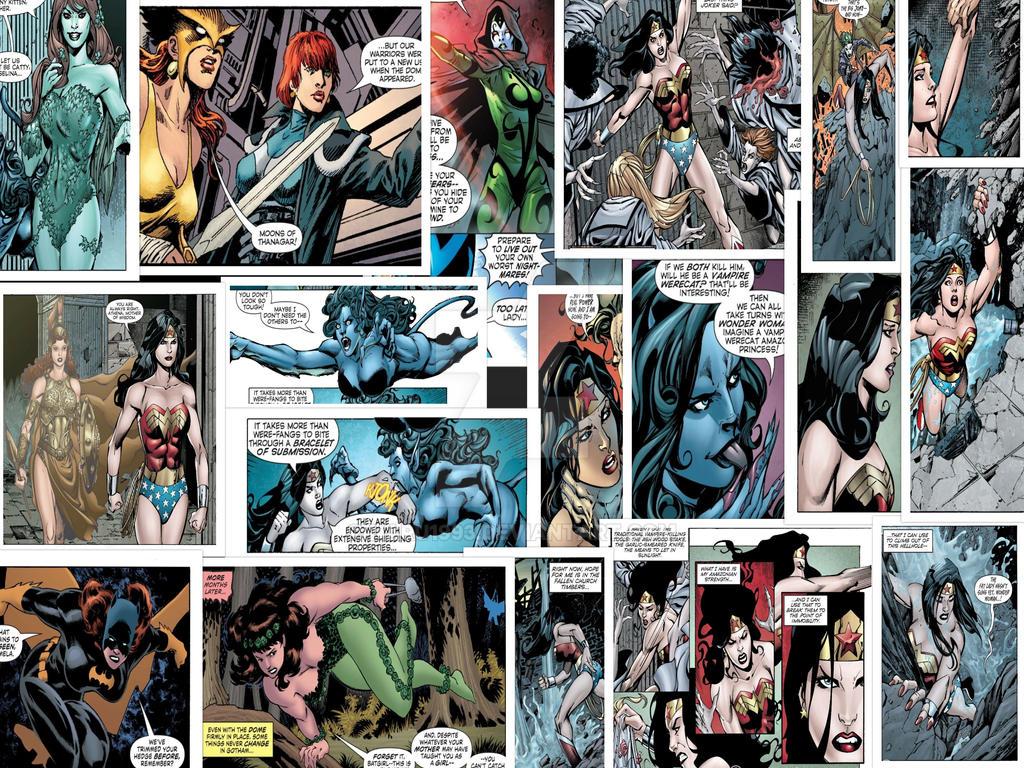 Hot girls in dc comics Hot Girls From Dc Comics 2 By Naru1993 On Deviantart