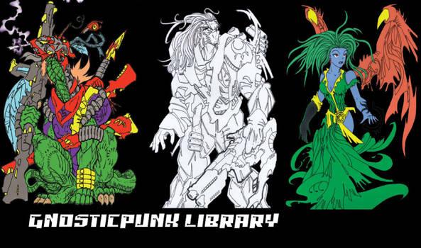 Gnosticpunk Library
