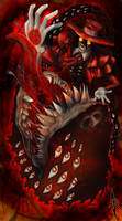 Hellsing Fan art by Sharprock86