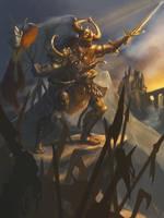 Fan Art_Conan the Barbarian by Sharprock86