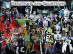Megatrons and Galvatrons