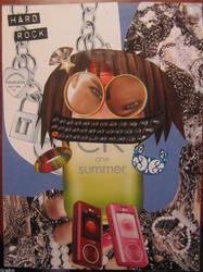 self expression thru collage by tirsden