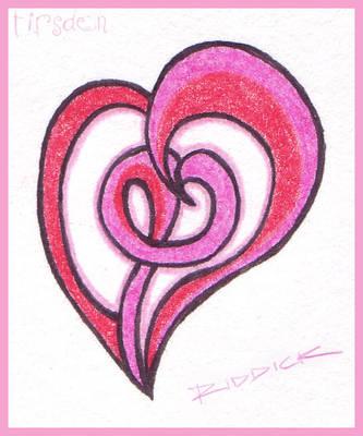 AU Riddick's heart