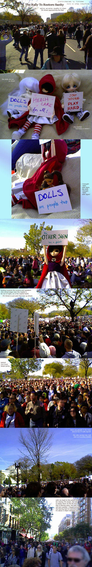 Rally To Restore Sanity by tirsden