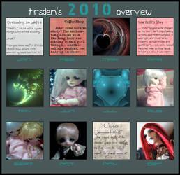 tirsden ::2010:: overview