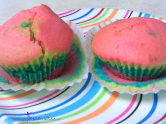:: rainbow muffin attaku :: by tirsden