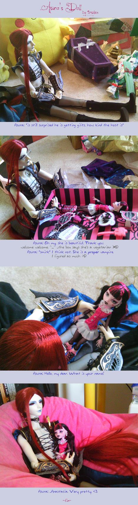 Asura's Doll by tirsden