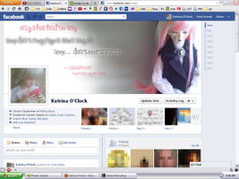 Facebook Timeline: Pink Jareth Edition