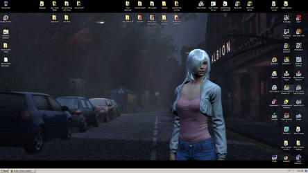 Desktop - Aster in Secret World