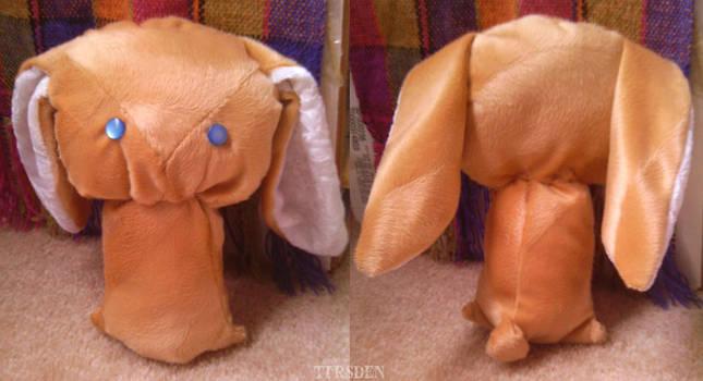 bunny plush abomination