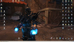 Sora-Bot in Fallout 4