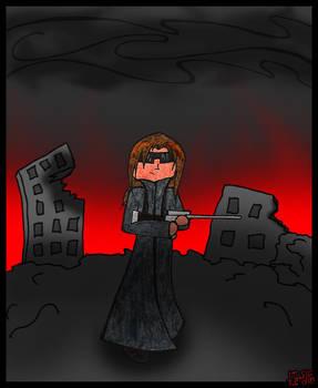 post-apocalyptic me
