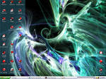 angel redux custom desktop